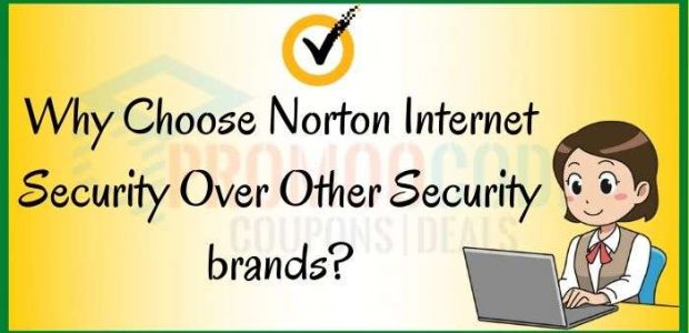 Why Choose Norton Internet Security Over Other Security brands
